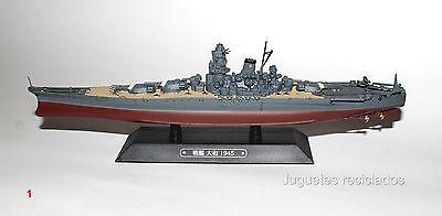 BARCO DE METAL 20-25 CMS YAMATO  Japanese WWII Battleship