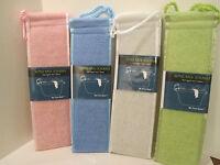 Back Scrubber Massages Cleans Exfoliates Bath Shower Smooth Skin