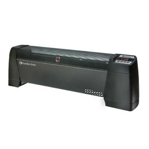 Comfort-Zone-CZ650B-Digital-Baseboard-Heater