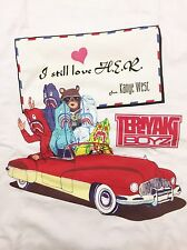 A Bathing Ape Yeezy Kanye West Teriyaki Boyz DS Bape Nigo Yeezus L