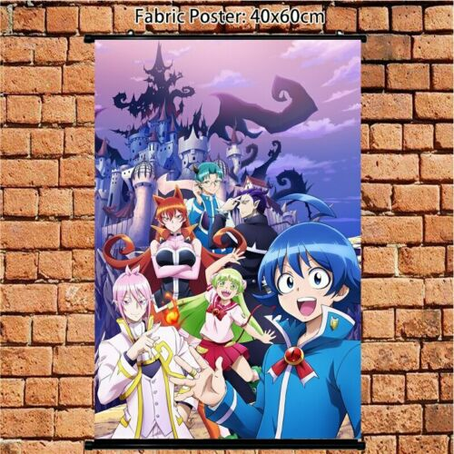 Mairimashita Iruma-kun  Clara Anime Poster Wall Scroll Home Decoration 60x40cm