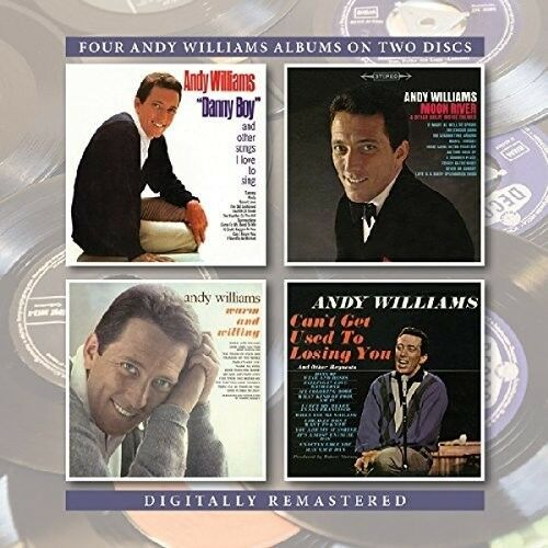 Andy Williams - Danny Boy & Other Songs I Love To Sing / Moon [New CD] UK - Impo