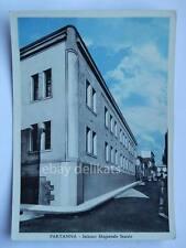 PARTANNA Trapani Istituto Magistrale vecchia cartolina