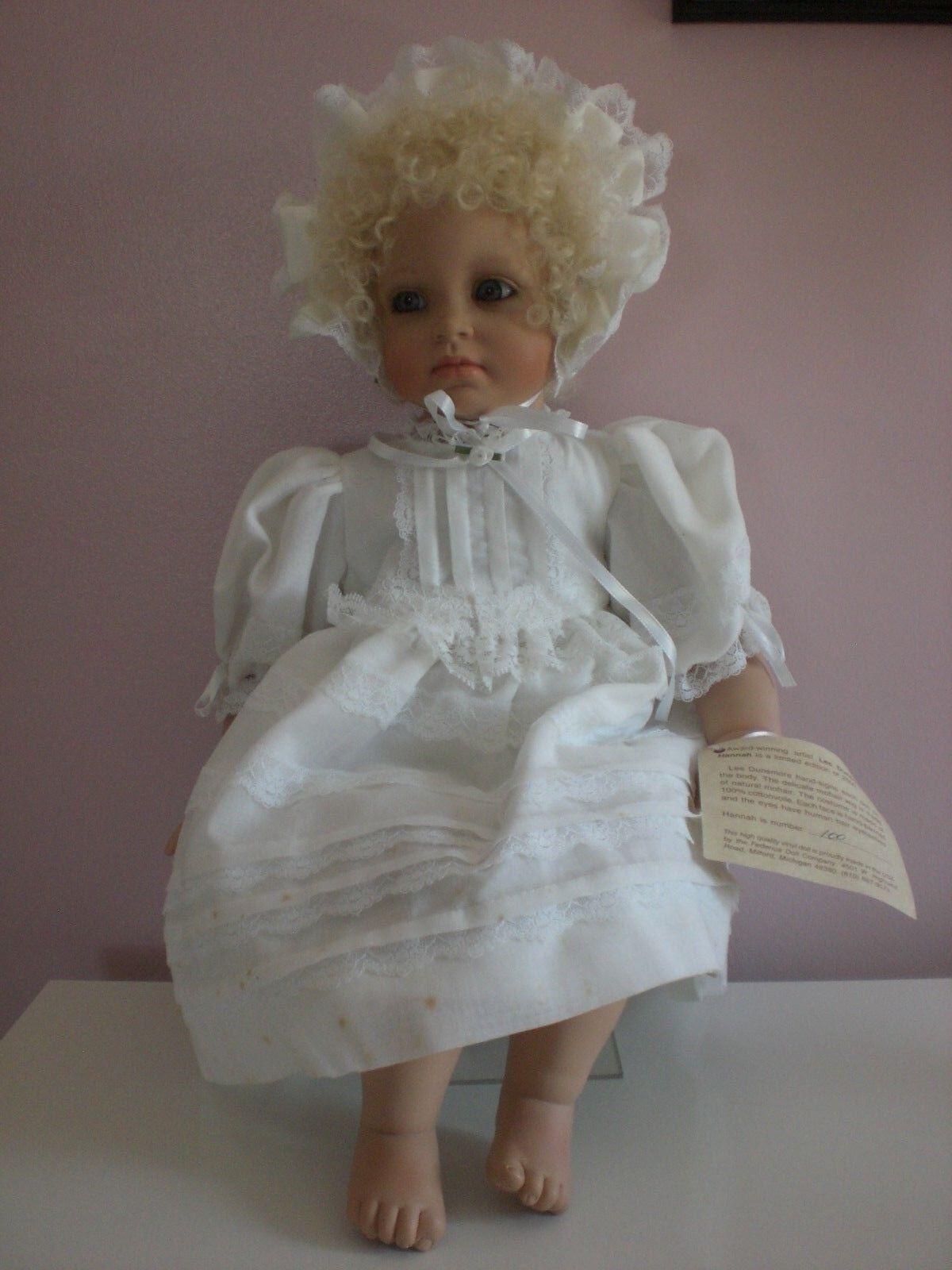 Lee Dunsmore Doll - Hannah