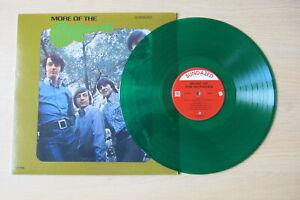 THE-MONKEES-More-Of-The-Monkees-US-green-vinyl-reissue-LP-Sundazed-1996