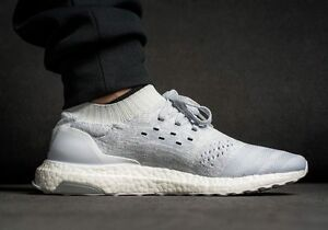 f42782ec80cdf Adidas Ultra Boost Uncaged LTD Triple Crystal White Size 8.5. BB0773 ...