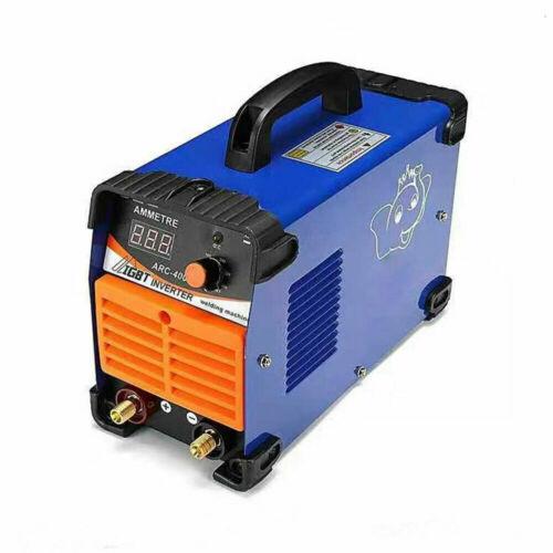 10-400A IGBT Inverter Schweißgerät Mini ARC Welder 220V Stabiler Schweißstrom RR
