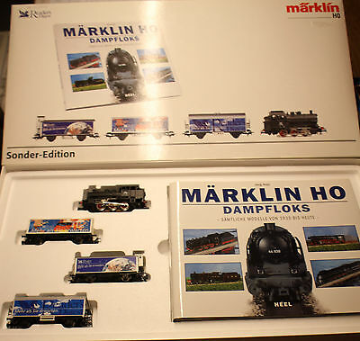 "16/01 Märklin 94166 Sonderpackung 2002 "" Reader`s Digest "" New Ovp Top r/r Catalogues Will Be Sent Upon Request Dependable"