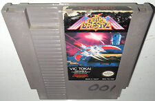 Nintendo NES Game TERRA CRESTA Works Great CLEANED&TESTED Fun SHMUP Shooter