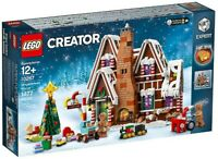 1477-PieceLEGO Creator Expert Gingerbread House 10267 Building Kit