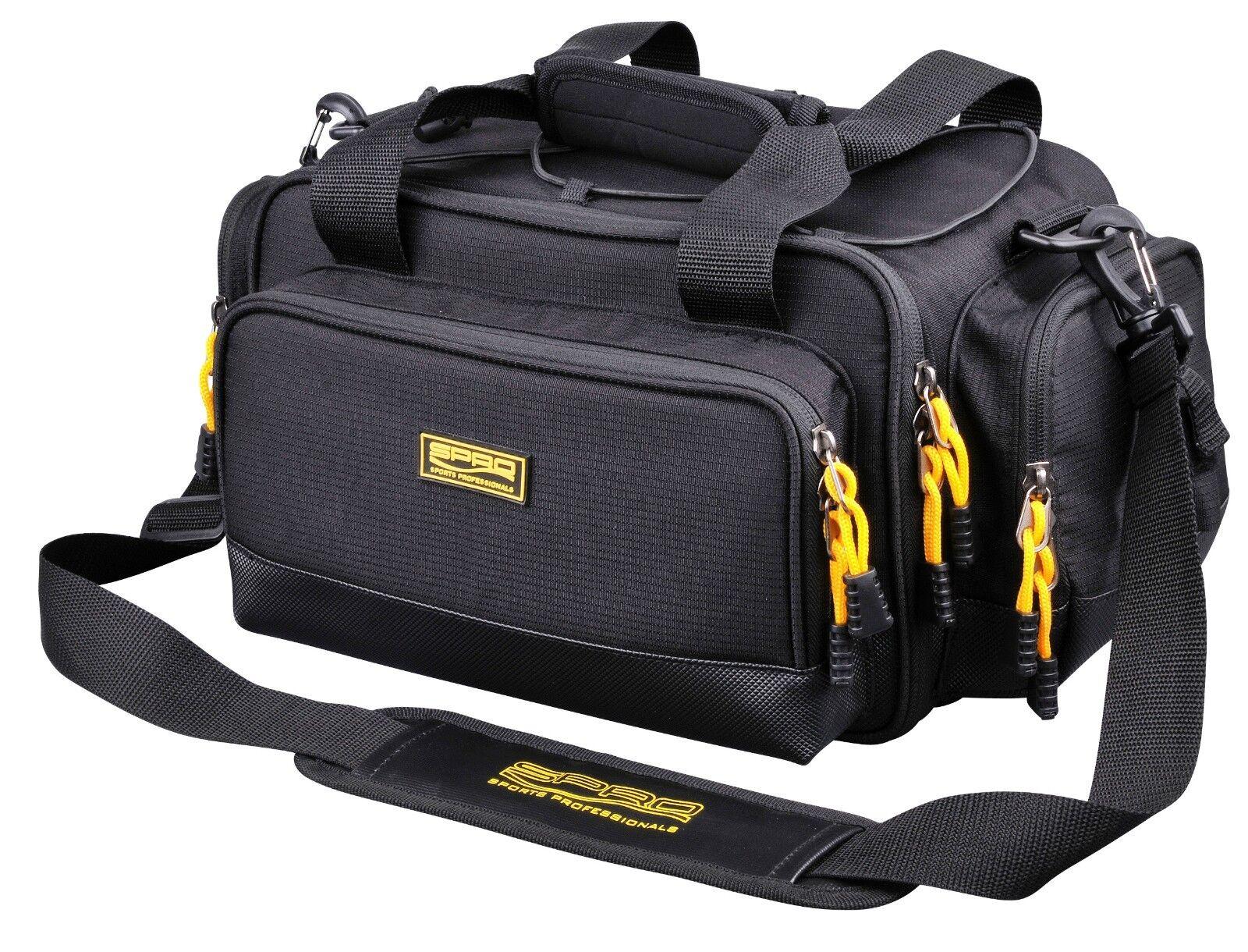 SPRO Tackle Bolsa de hombro tipo 3  nuevos Señuelos de pesca Cocheryall con cajas de señuelos  el mejor servicio post-venta
