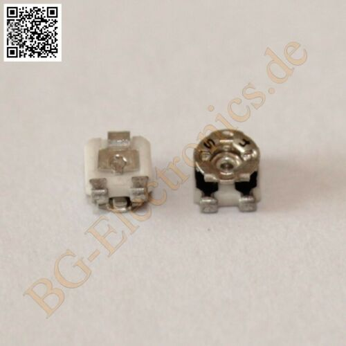 10 x Poti SMD 1kΩ Poti kOhm Widerstand resistor RH03A3C13X02B Alps  10pcs