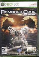 Armored Core For Answer Videogioco XBOX 360 Sigillato 3307211504523