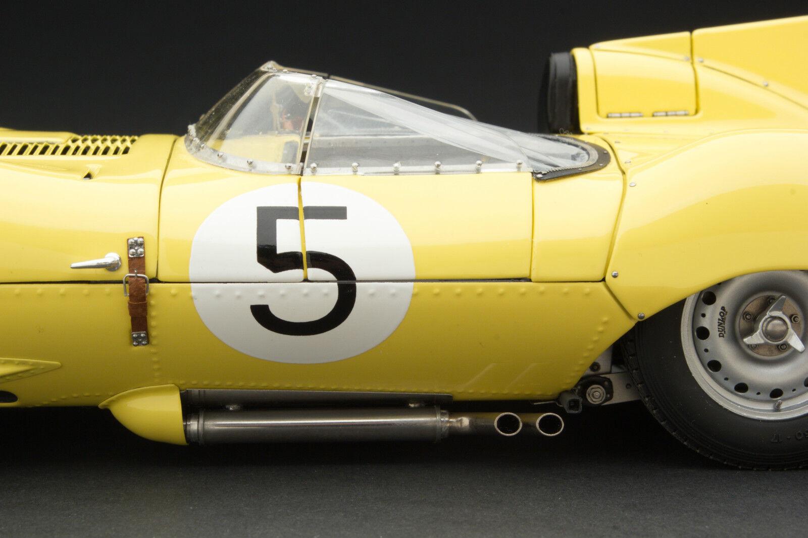 Exoto XS 1 18 1956 Jaguar Type-D Equipe Nationale Belge 24 Heures le Mans