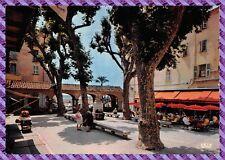 Carte Postale - MENTON - La Pittoresque Place aux herbes