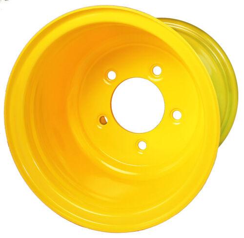 John Deere Gator Rear Wheel Fits 25x13-9 Tire Replaces AM143569 AM136178