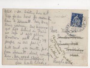 Switzerland-1921-Bahnpost-Ambulant-Postmark-270b