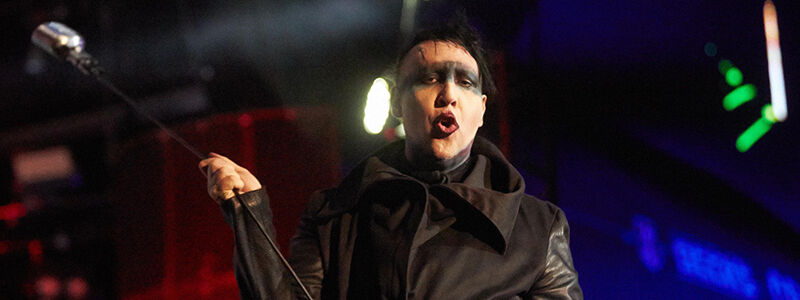 Marilyn Manson Tickets (Rescheduled from October 19, 2017)