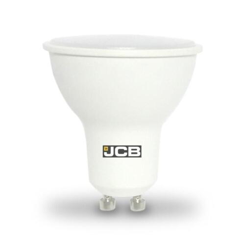 Packs 1x2x5x10x20x Bombilla LED GU10 JCB 3w=35w 5w=50w Blanco Calido-Natural