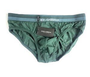 Dolce /& Gabbana Herren Unterhose Slip Midi Brief
