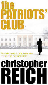 Patriots-Club-The-Christopher-Reich-Used-Good-Book