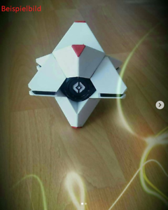 DIY Destiny Ghost (I don't play Destiny but this it just too ... | 300x240
