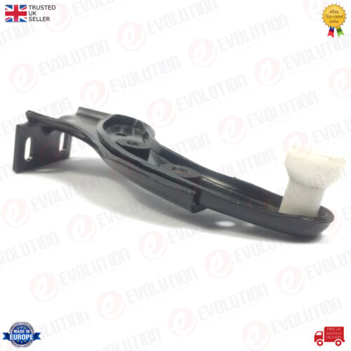 Gauche N//S Porte Coulissante UPPER ROLLER Guide s/'adapte VW Caddy MK3 2004//15 2K0843435B