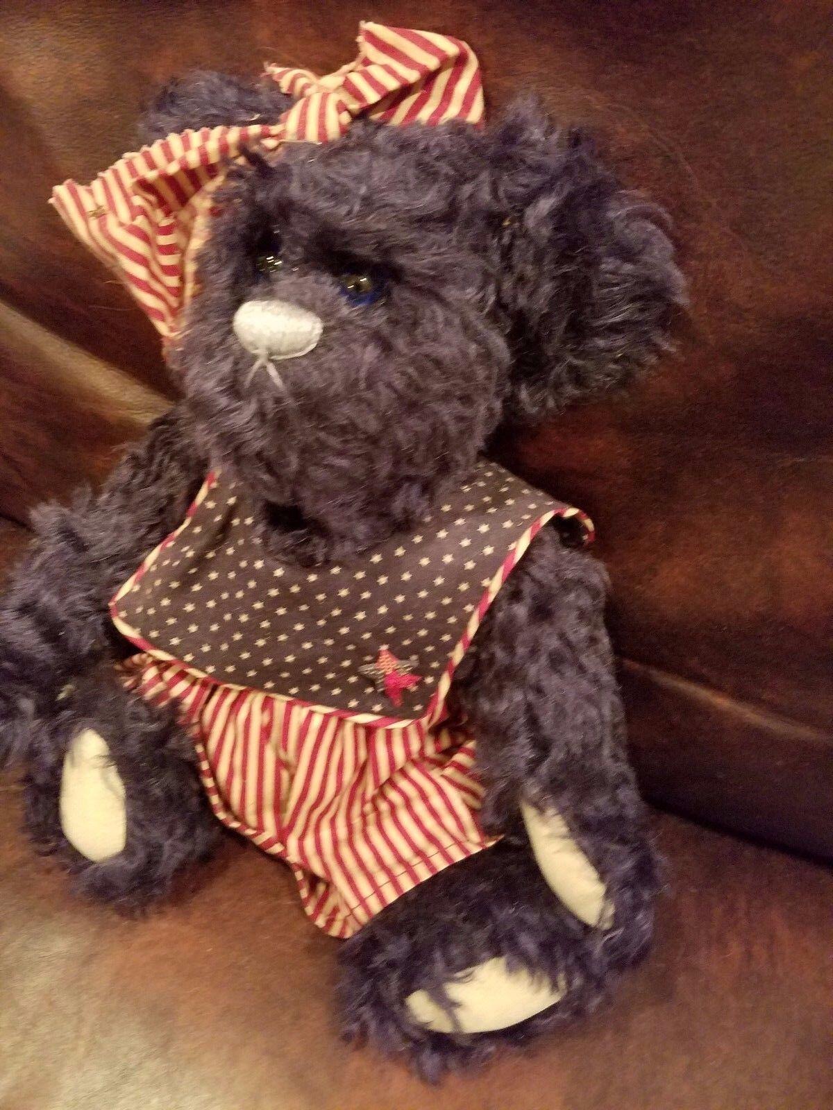 AD Bears Bear Alyssa 13  - The Original Hand Made Teddy Bear