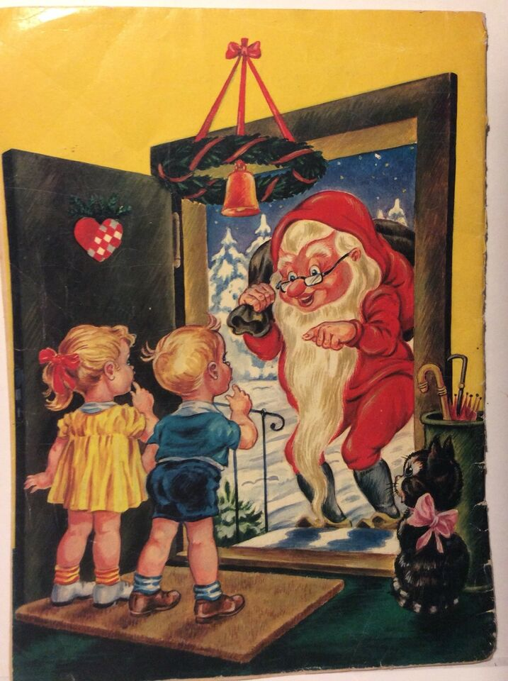 Børnenes eget julehæfte 1960`erne