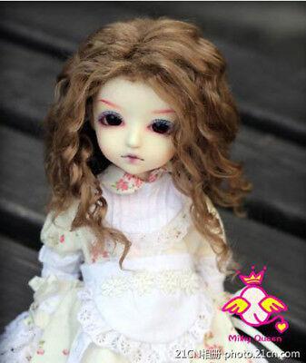 #1 toy 26cm doll Luts YoSD DZ DOD FL soom DL OD Wig for 1//6 BJD dollfie