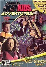 Spy Kids Adventures: The Anti-Gravity Agenda Deluxe (Windows/Mac, 2003)