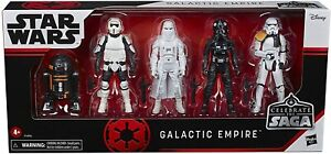 Star Wars Celebrate The Saga Action Figure Collection 5 Pack - Galactic Empire