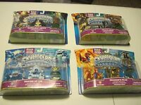 Skylanders Spyro's Adventure Packs Lot Of All 4 Series 1 Rare Figures
