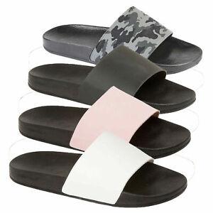 Mens-Sports-Beach-Slider-Slippers-Mule-Flip-Flops-Sandals-Size-UK-7-8-9-10-11-12