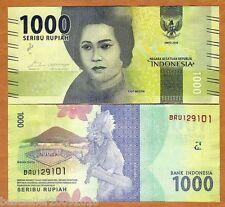 INDONESIA 1000 RUPIAH UNC # 204