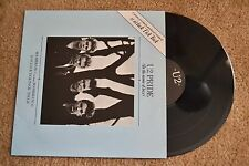 U2 Pride UK Import In The Name Of Love Record LP VG+