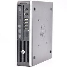 HP Elite 8300 USDT Quad Core i5 3rd Gen 500GB 4GB PC Desktop Windows 7 PRO USB 3