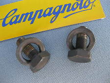 Campagnolo Nuovo Record Crank Arm Bolts and Washers ~ marked PATENT