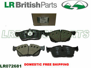 For Land Rover Range Rover Evoque Discovery Sport Front Brake Pad Sensor
