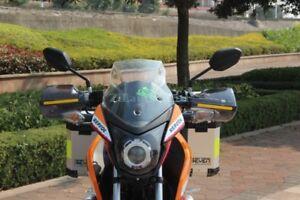 Protege-mains-moto-quad-Bouclier-Coupe-Vent
