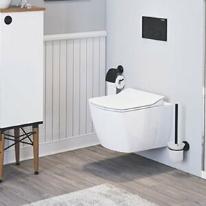 Awe Inspiring Details About Creavit Eg321 Wall Hung Mounted Toilet Pan Square Rimless Wc Combined Bidet Seat Forskolin Free Trial Chair Design Images Forskolin Free Trialorg