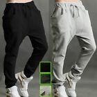 Mens Womens Casual Harem Baggy Hip Hop Dance Jogging Sweat Pants Slacks Trousers