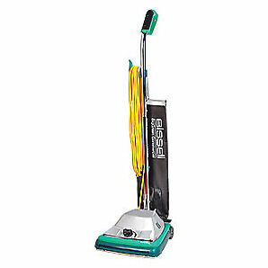 Bissell BG101 - Gray/Green - Upright Cleaner