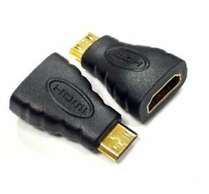 AKORD-Gold-Plated-HDMI-Female-to-Type-C-Mini-HDMI-Male-Adapter-Convertor