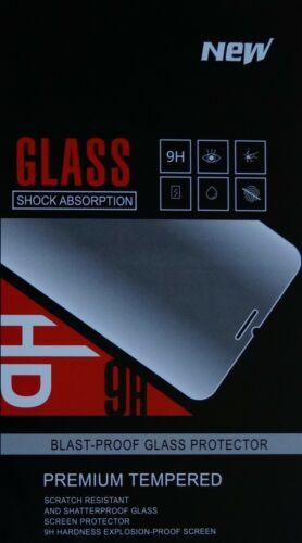 1x huawei p20 protección cristal blindado diapositiva 9h 2.5d protector de pantalla Glass premium te
