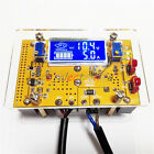 10A DC-DC Adjustable CC CV Step-down Power Supply 12v 5v 24v LCD volt amp meter