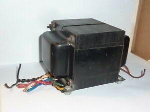 Fisher-800C-Receiver-Power-Transformer-7591-Tubes