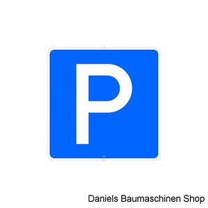 verkehrszeichen parken parkplatz stra enschild. Black Bedroom Furniture Sets. Home Design Ideas