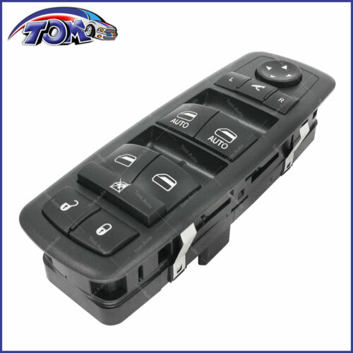 NEW MASTER POWER WINDOW SWITCH DRIVERS FOR GRAND CARAVAN TOWN /& COUNTRY 12-16