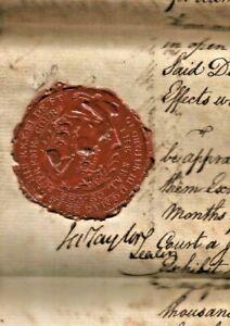 1798 Ramduloll Day DU LOLL gets Letter of Admn in Estate of Gabriel Hannah Dcsd